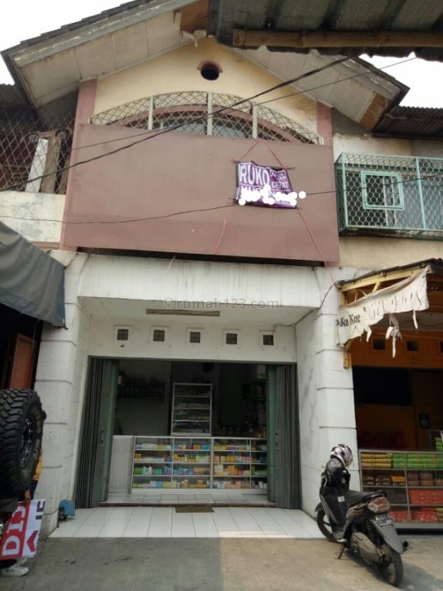 Ruko di Pasar Kotabumi, Uk 4x8, 2 lantai, Hadap Selatan, Harga : 1M nego, Kotabumi, Tangerang, Kotabumi, Tangerang