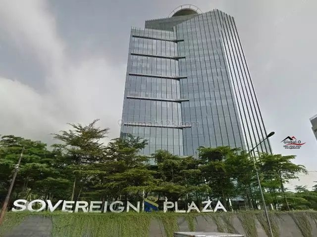 Kantor di Sovereign Plaza,TB Simatupang, TB Simatupang, Jakarta Selatan