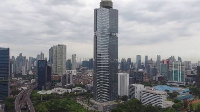 Available Office Space at Gama Tower -  Kuningan, Kuningan, Jakarta Selatan