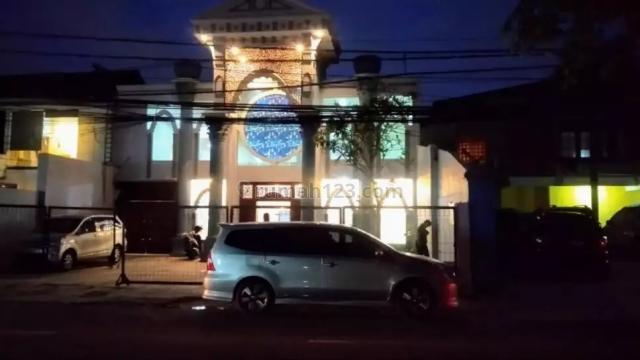 Ruko 2 lantai siap pakai di Jl Kemang Timur, Kemang, Jakarta Selatan