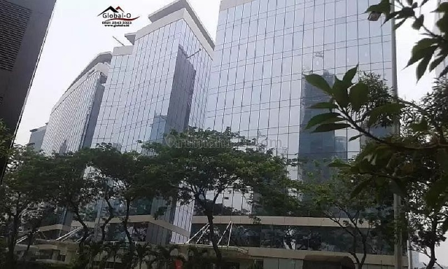 INFO Office Space di Lot 18 Parc Place,SCBD,Jaksel LUAS 420, SCBD, Jakarta Selatan