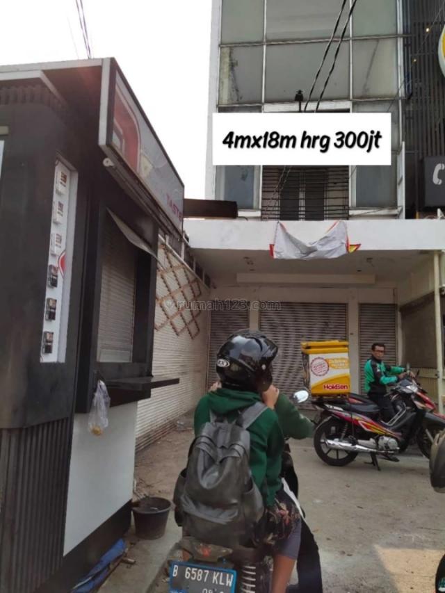 Ruko berdomisili, Tebet, Jakarta Selatan