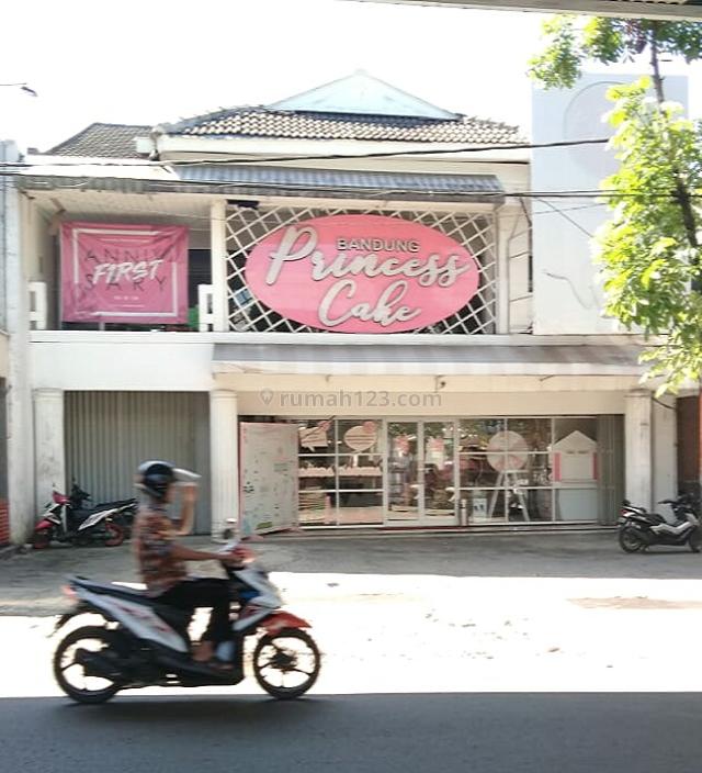 Ruko Cihampelas Parkir Luas & Strategis, Cihampelas, Bandung