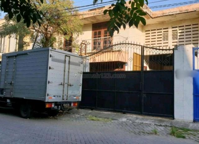 Rumah usaha siap pakai lokasi Ploso Timur, Kenjeran, Surabaya