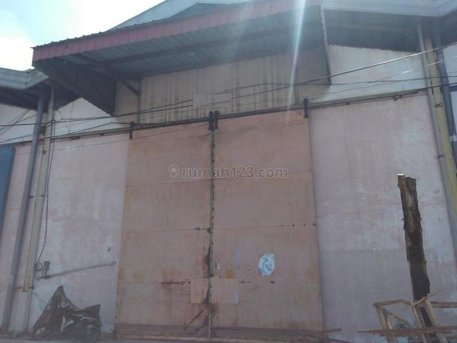 Gudang Margomulyo Permai Surabaya luas 500m, Margomulyo, Surabaya