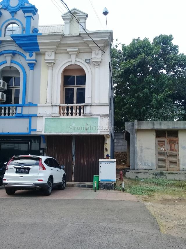 Ruko dikawasan niaga cibubur times square, Jatikarya, Bekasi