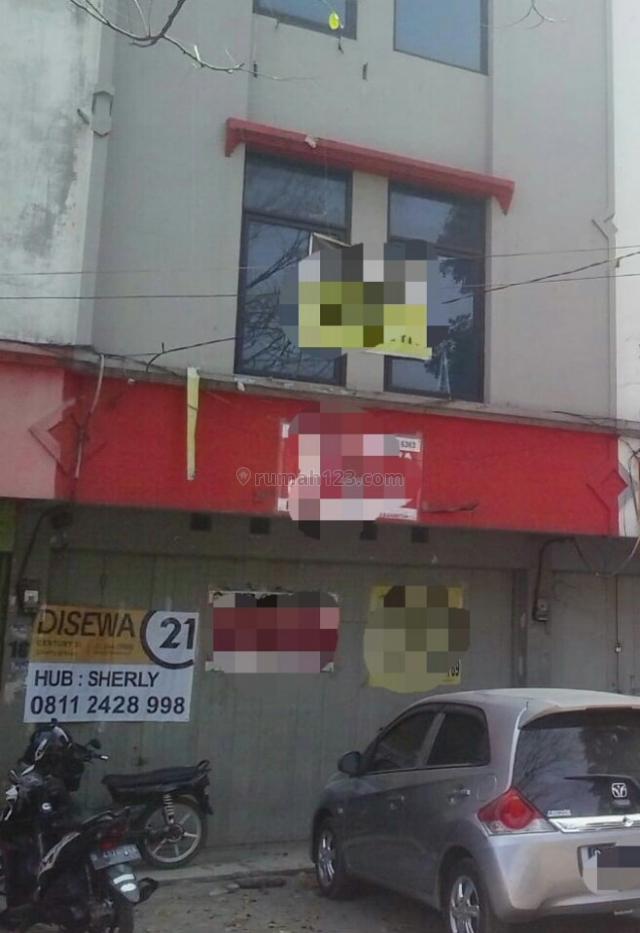 Ruko Strategis Di Jalan Peta Bkr Bandung, Peta, Bandung