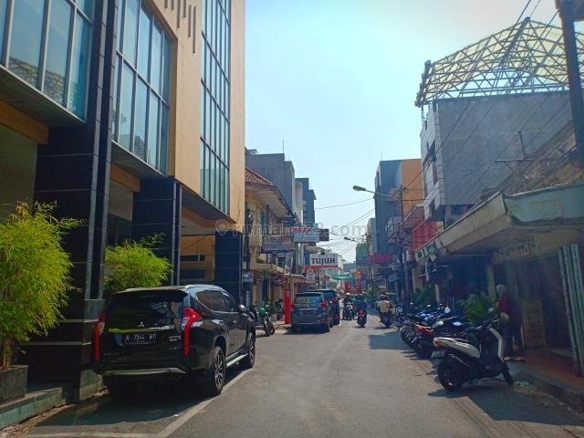 Ruko dikawasan Usaha Alkateri Bandung, Otista, Bandung