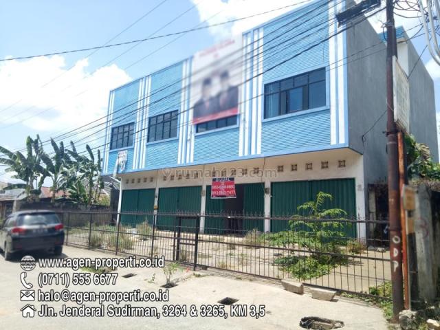 4 Unit Ruko Siap Pakai Lokasi Jln Kebun Bunga Palembang, Ilir Timur II, Palembang