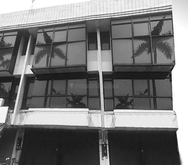 Ruko Gandeng Siap Pakai, Mangga Dua, Jakarta Barat