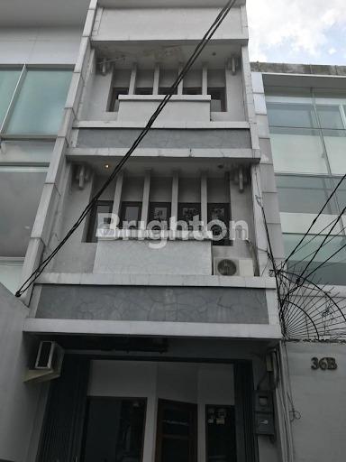 Ruko Radio Dalam Siap Huni Dan Usaha, Radio Dalam, Jakarta Selatan