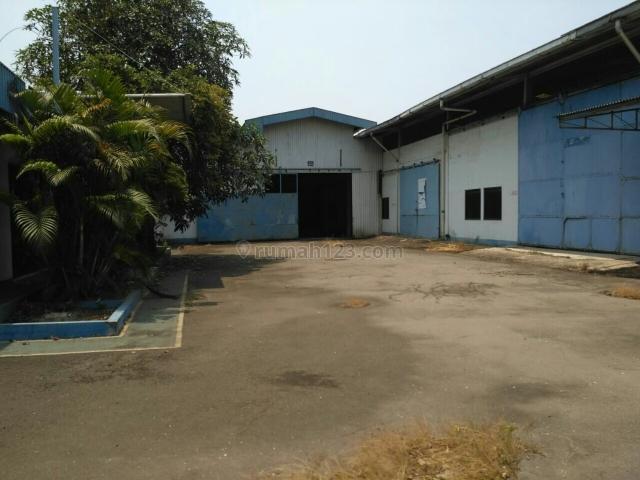 gudang/pabrik di jln tipar cakung dekat KBN, Pegangsaan, Jakarta Utara