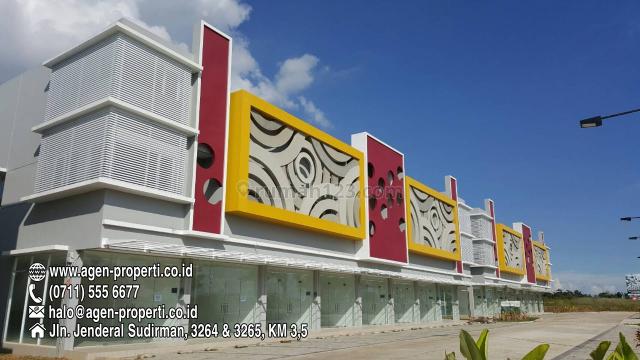 Ruko 2 Lantai Kawasan Sapphire Boulevard, Komplek Citra Grand City Palembang, Alang Alang Lebar, Palembang