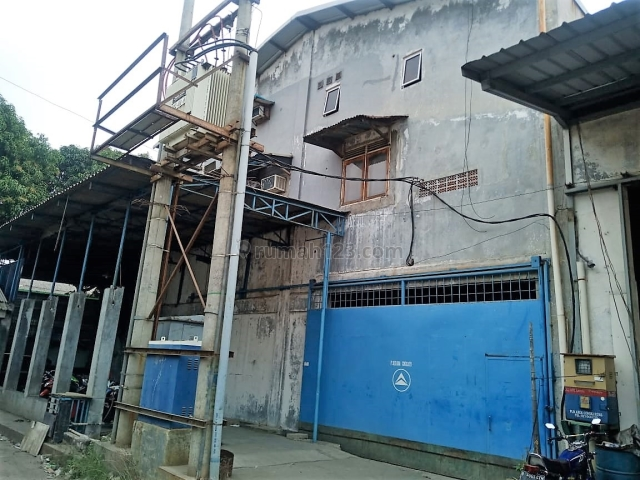 GUDANG JLN DAAN MOGOT RAYA KM 17 KALIDERES JAKARTA BARAT KODE RWCG/2019/08/0055-LIN, Daan Mogot, Jakarta Barat