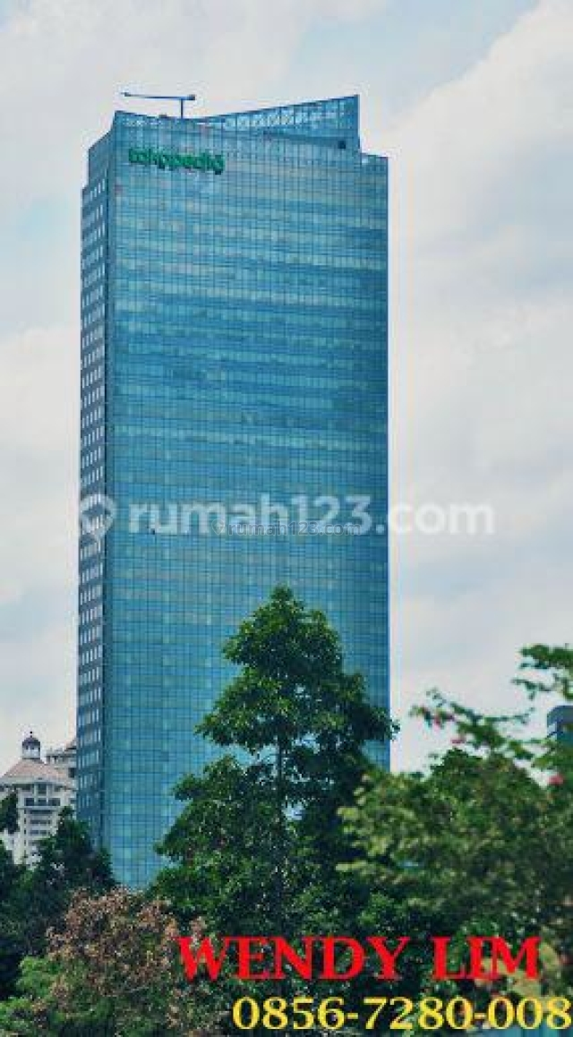 OFFICE SPACE TOKOPEDIA TOWER 174 M2, RP. 195rb/M, Kuningan, Jakarta Selatan