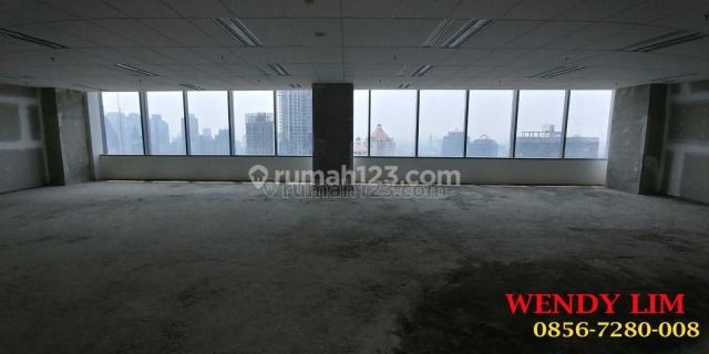 OFFICE SPACE 209 M2 TOKOPEDIA TOWER, RP. 195rb/M, Kuningan, Jakarta Selatan