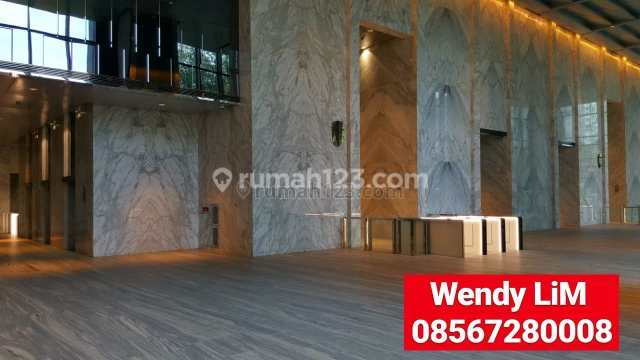 RUANG KANTOR (( FOR LEASE )) at DISTRICT 8 - SCBD sz. 587 SQM, IDR 230 RB/M2/BLN, SCBD, Jakarta Selatan