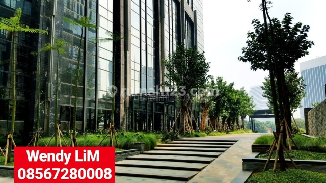 RUANG KANTOR (( FOR LEASE )) at DISTRICT 8 - SCBD sz. 2346 SQM, IDR 250 RB/M2/BLN, Sudirman, Jakarta Selatan