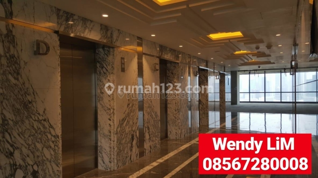 RUANG KANTOR (( FOR LEASE )) at DISTRICT 8 - SCBD sz. 664 SQM, IDR 235 RB/M2/BLN, Senopati, Jakarta Selatan