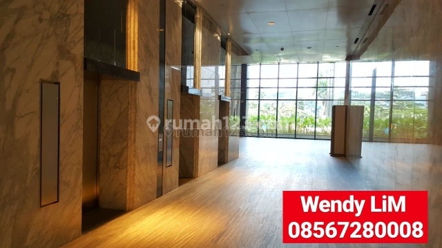 RUANG KANTOR (( FOR LEASE )) at DISTRICT 8 - SCBD sz. 1327 SQM, IDR 240 RB/M2/BLN, Senopati, Jakarta Selatan
