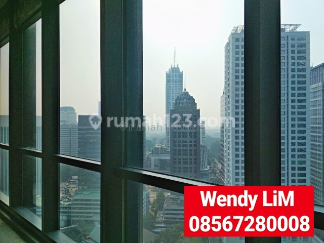 RUANG KANTOR (( FOR LEASE )) at DISTRICT 8 - SCBD sz. 1334 SQM, IDR 240 RB/M2/BLN, SCBD, Jakarta Selatan