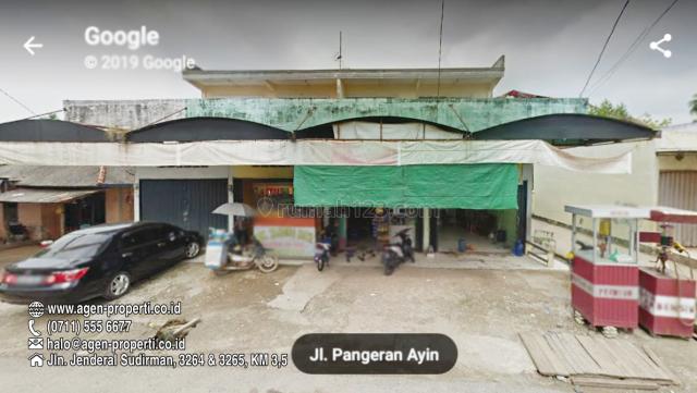 3 Unit Ruko di Pangeran Ayin Depan Komplek BSD Sako Palembang, Sako, Palembang