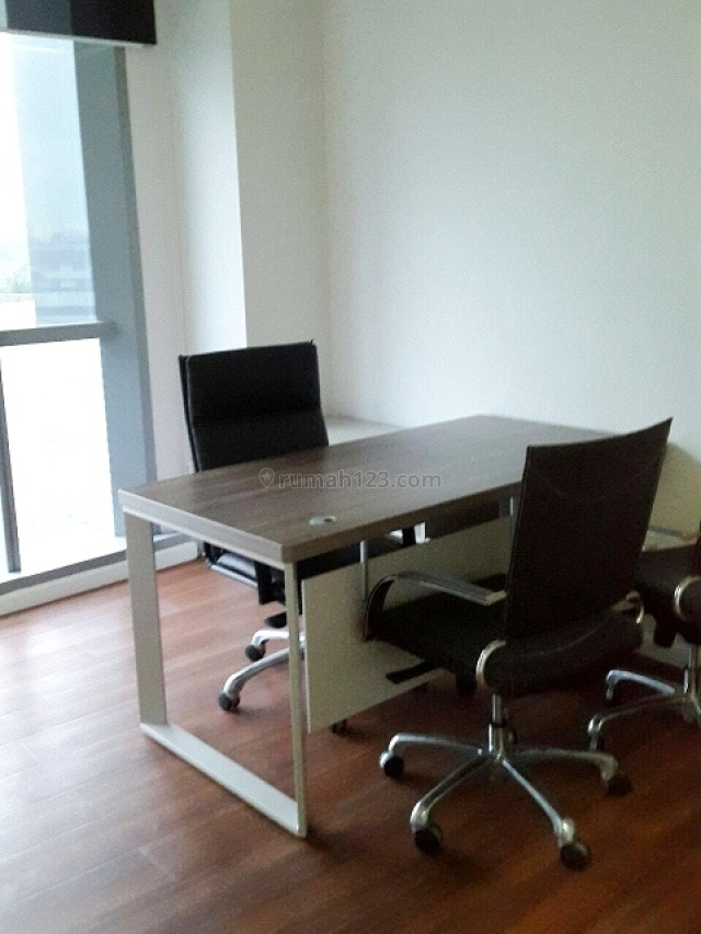 Office Gandaria 8, RARE SIZE OF 110 sqm Unit, Well Maintained Office, Ready For Move In, Gandaria, Jakarta Selatan