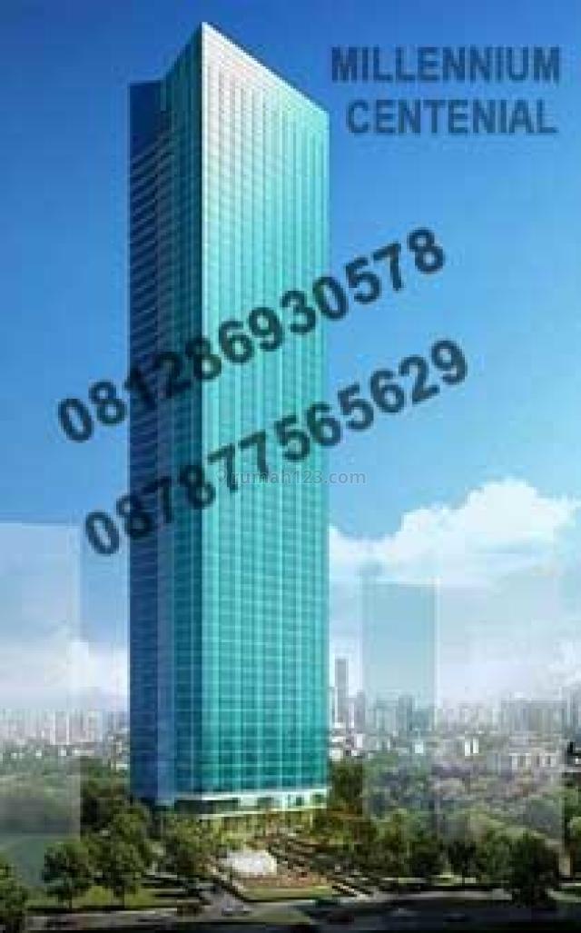 Ruang Kantor di Millennium Centennial Center, Jend. Sudirman - Jakarta. Hub: Djoni - 0812 86930578, Sudirman, Jakarta Selatan