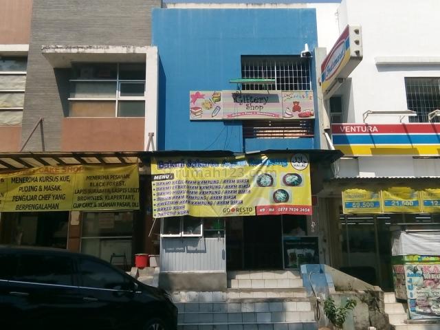 Ruko Dalam Komples Bisnis Ventura Lippo Cikarang, Cikarang Selatan, Bekasi