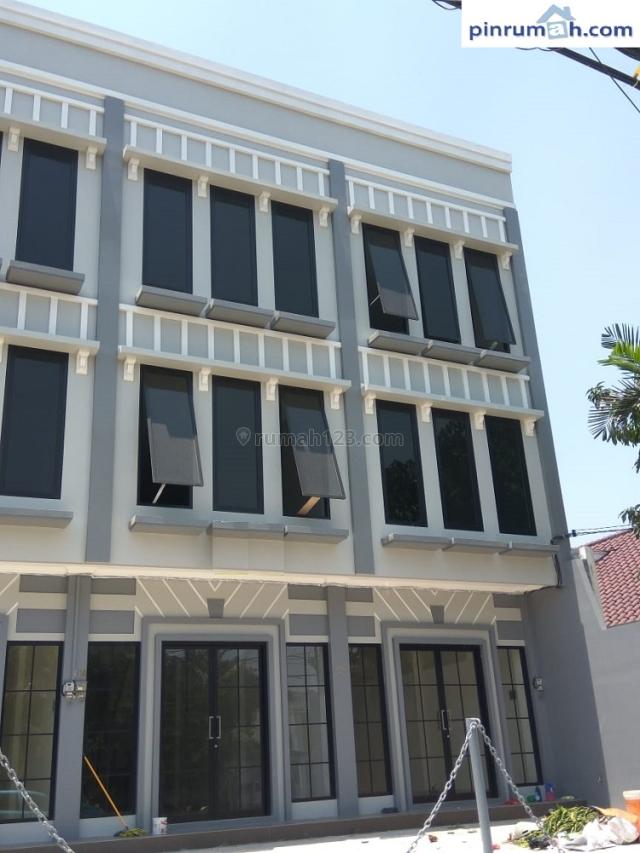 RUKO SIAP PAKAI DI TEBET TIMUR, LT 4,5x18 m2 (HUB: 0812-8006-9222) ANNISA PR 29900, Tebet, Jakarta Selatan