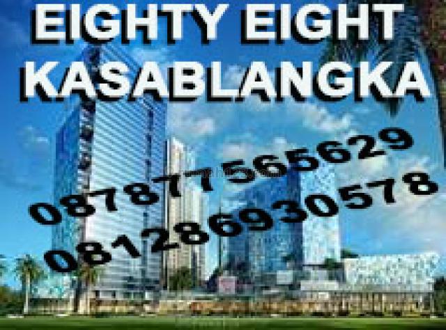 Ruang Kantor di Eighty Eight Kasablanka, Casablanca Raya - Jakarta. Hub: Djoni - 0812 86930578, Cassablanca, Jakarta Selatan