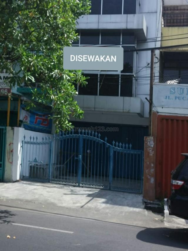 Ruko di Jalan Raya Pucang Anom Surabaya Jatim, Ngagel, Surabaya