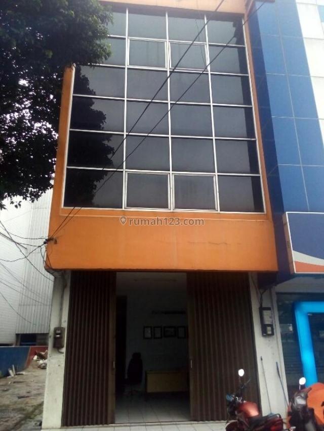 Ruko Lokasi Strategis Cocok untuk Bank atau Kantor di Jatinegara Kaum Jakarta Timur, Jatinegara, Jakarta Timur