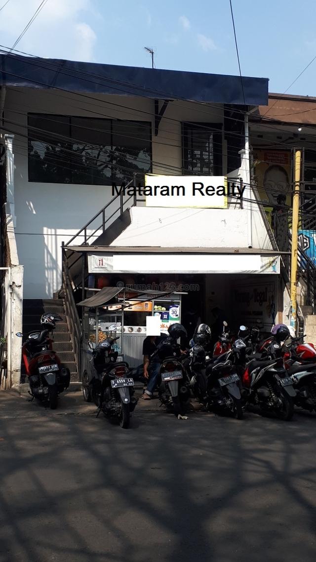 Ruko di Lantai 2 cck utk Usaha atau kantor di Dipati Ukur Dkt Dago, Coblong, Bandung
