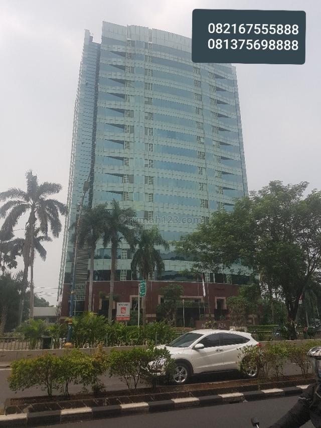 Murah Gd Perkantoran Rp 290Rb/Meter/Bulan Kawasan Premium Elit di Kuningan Jakarta Selatan, Kuningan, Jakarta Selatan