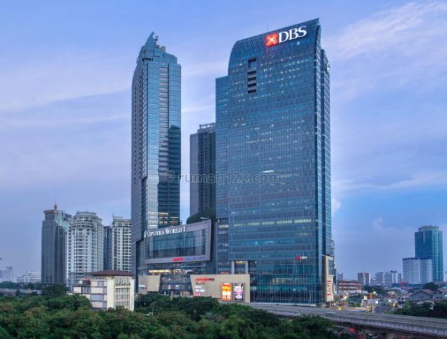 Office Space CIPUTRA WORLD TOWER 1 (DBS TOWER), Hub Dini 0818119157, Kuningan, Jakarta Selatan