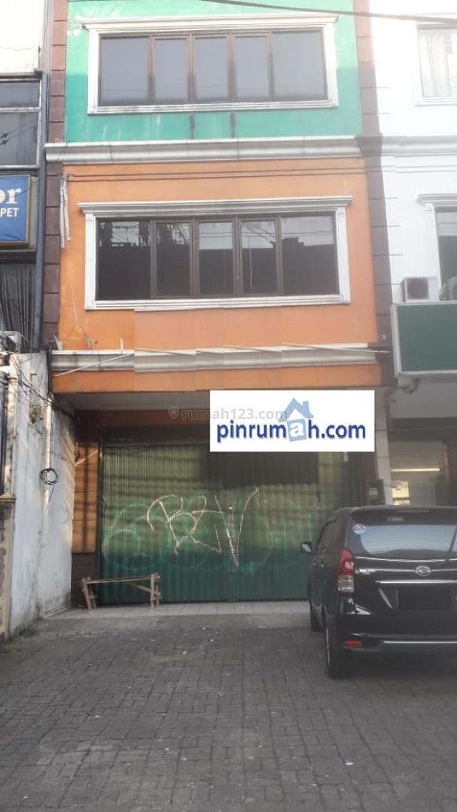 RUKO SIAP PAKAI DI FATMAWATI , LT 6x19 m2 (HUB: 0812-8006-9222) NURUL PR 30008, Fatmawati, Jakarta Selatan