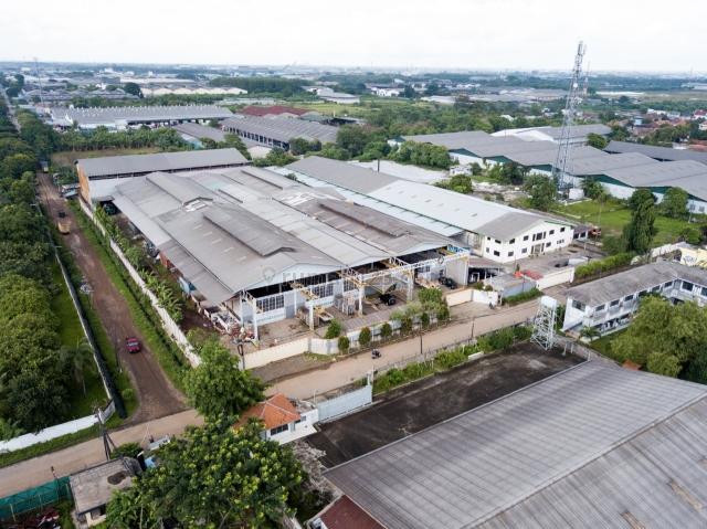 Pabrik di Industri Jatake Siap Pakai Murah!!!!, Jati Uwung, Tangerang