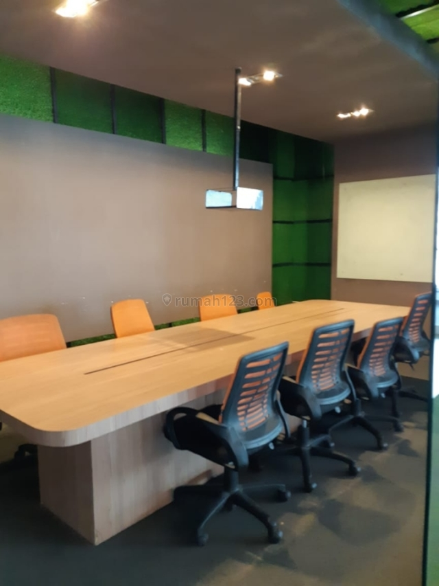 Murah Office Space 261,75 sqm APL Tower at Central Park, Podomoro City, Tanjung Duren, Jakarta Barat., Central Park, Jakarta Barat