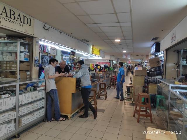 Kiosk LINDETEVES TRADE CENTRE, 4 Unit L shape, Hook , Lantai GF1, Strategis, Kota, Jakarta Barat