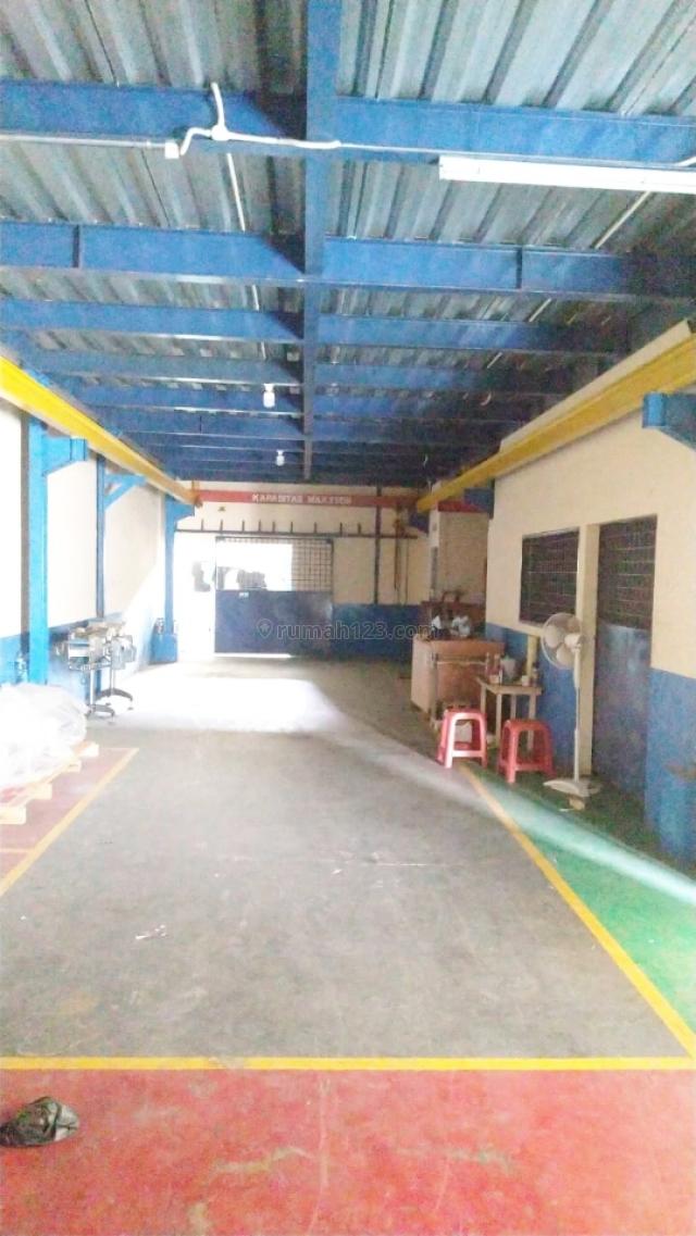Siap Pakai Gudang Central Cakung, Cilincing, Jakarta Utara