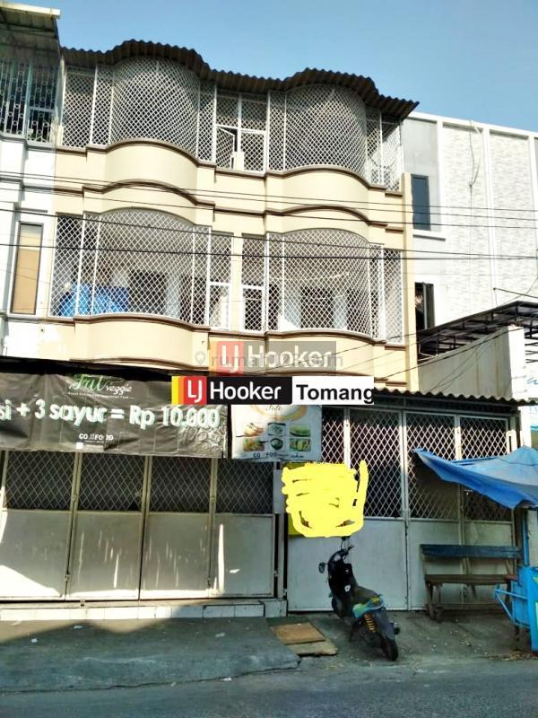 RUKO Siap Pakai Lokasi Bagus daerah Jelambar Jakarta Barat, Jelambar, Jakarta Barat