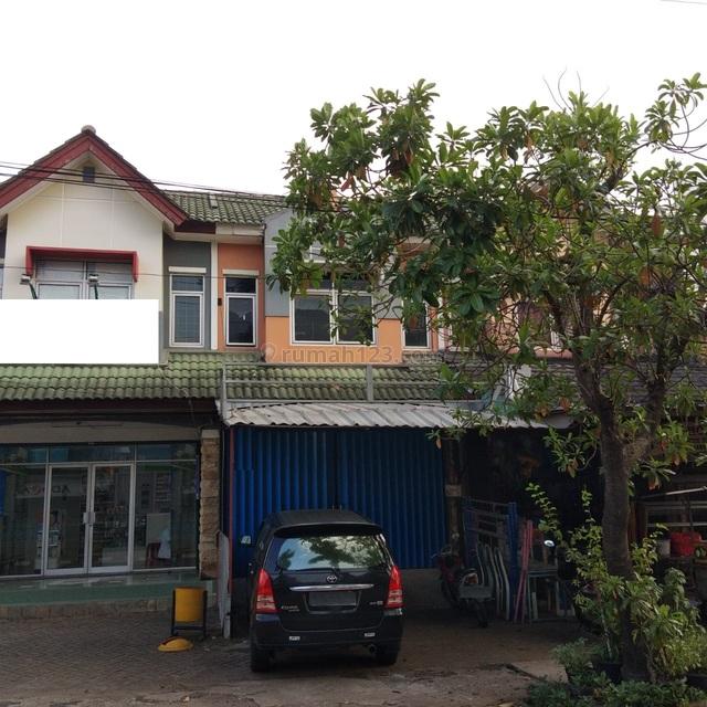 Ruko untuk USAHA dan Rumah Siap Huni di Cimuning - Bekasi Timur, Bekasi Timur, Bekasi