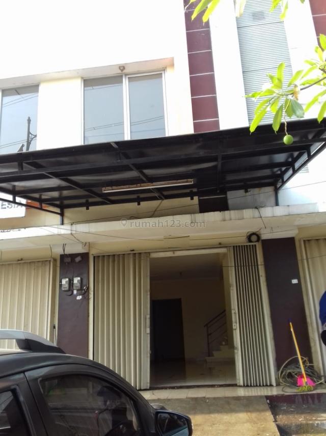 Ruko Sunter Niaga Jln Antilop Raya Jababeka, Jababeka, Bekasi