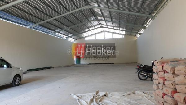 Gudang Baru Greeesss Siap Pakai @ KIC Gatsu 3924, Ngaliyan, Semarang