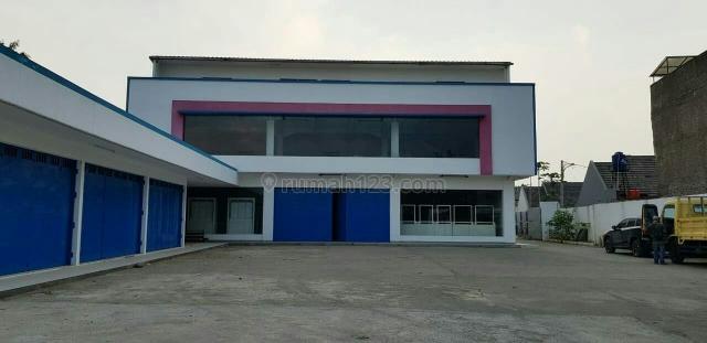 Gudang Siap Pakai Kawasan Industri Bandung, Bandung Kota, Bandung