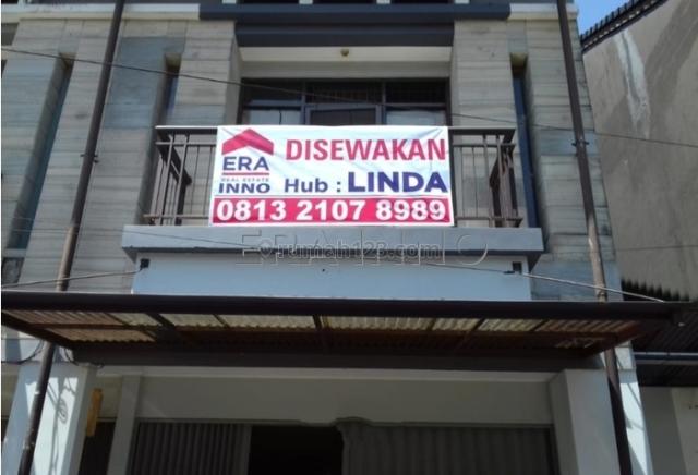 Ruko Mekar Wangi ...komersial area dekat sekolah Kalam Kudus , Bintang Mulia, BPK Penabur, Mekar Wangi, Bandung