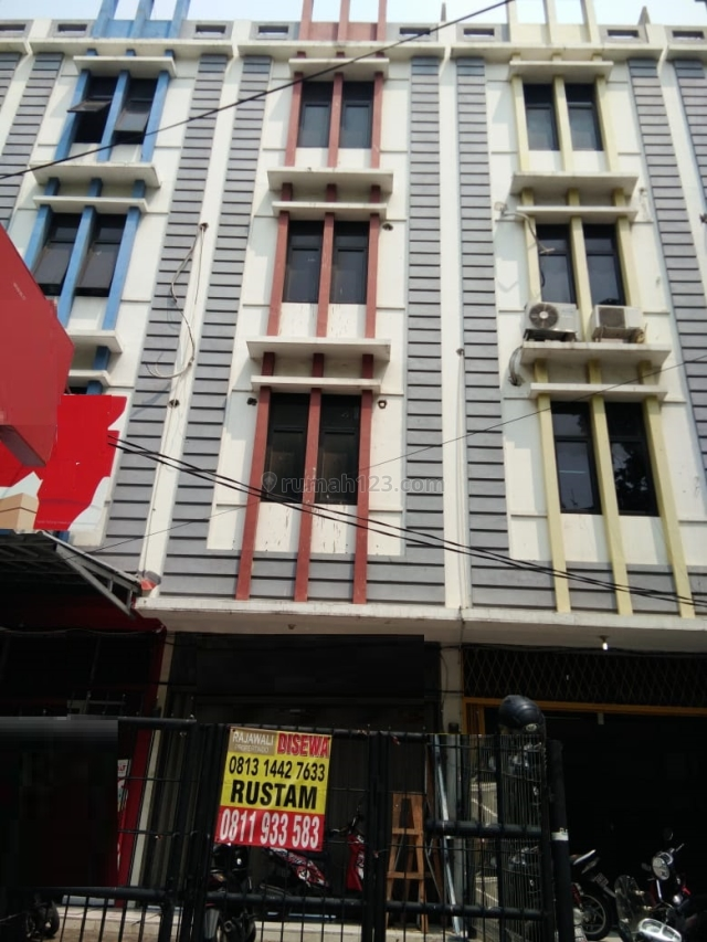 Ruko Semangat Raya Mangga Dua Lokasi Bagus Harga Nego Unit Oke, Mangga Dua, Jakarta Barat
