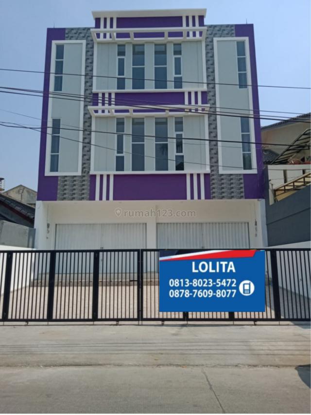 Ruko Gandeng Untuk usaha 3 Lantai Murah banget di Gading Griya Lestari Kelapa Gading, Kelapa Gading, Jakarta Utara