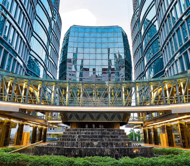 HOT PROPERTY !!! Premium Office Landmark Pluit 1 Tower 11Lantai, Pluit, Jakarta Utara